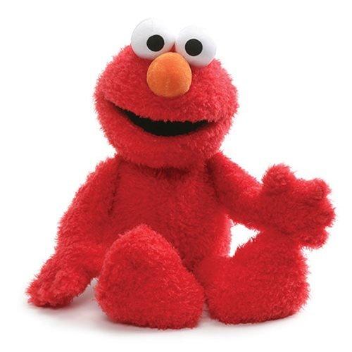 GUND Elmo 50th Anniversary Plush Toy