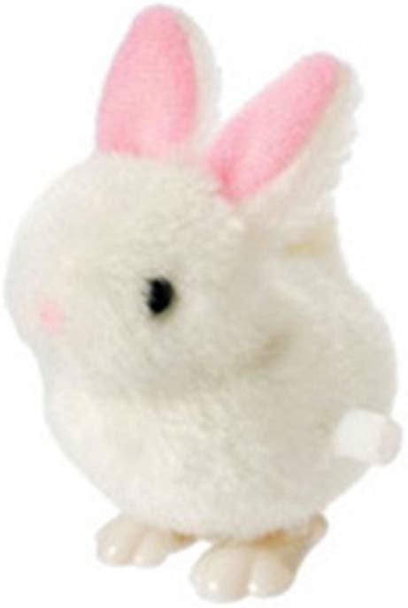 Toysmith Fuzzy Bunny Wind Ups