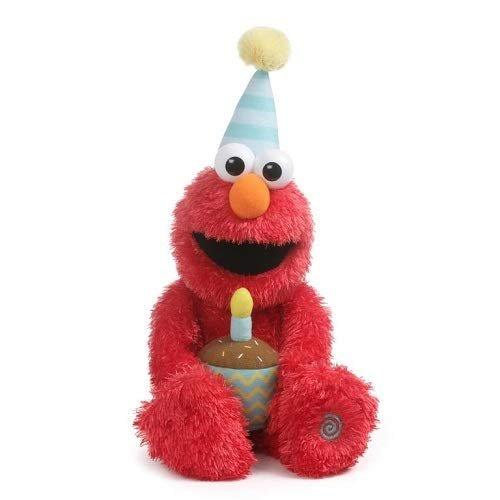 Gund Sesame Street Happy Birthday Elmo