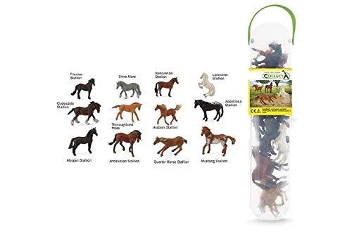 Collecta Mini Horse Box Set
