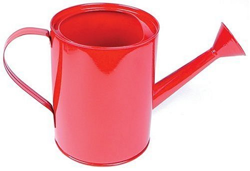 Our Garden Kids Tools Metal Watering Can