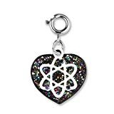 Charm It! Girl Genius Heart Charm