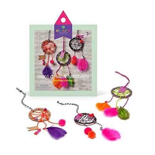 Craftastic Mini Dream Catchers Art Kit