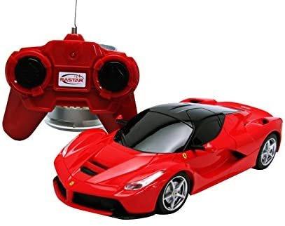 RASTAR 1/24 Scale Radio Control- Ferrari LaFerrari - Red