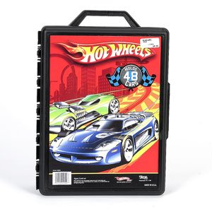 Hot Wheels 48 pc Car Case