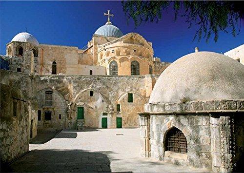 DToys 1000 pc Jerusalem
