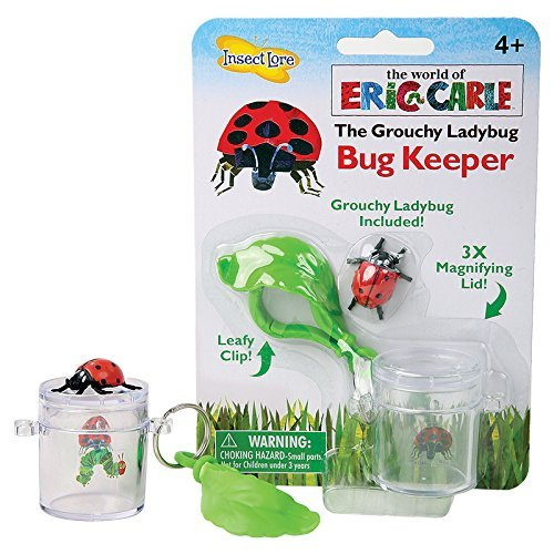 Insect Lore Eric Carle Bug Keeper