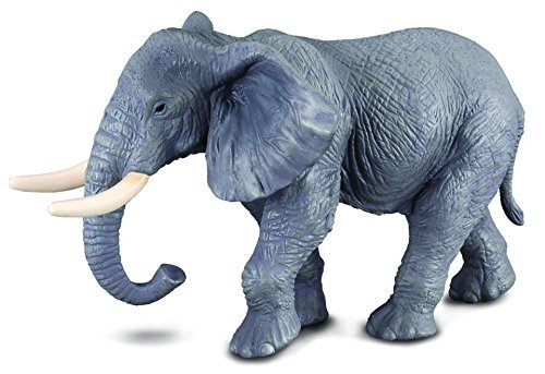 Collecta African Elephant Toy Figurine