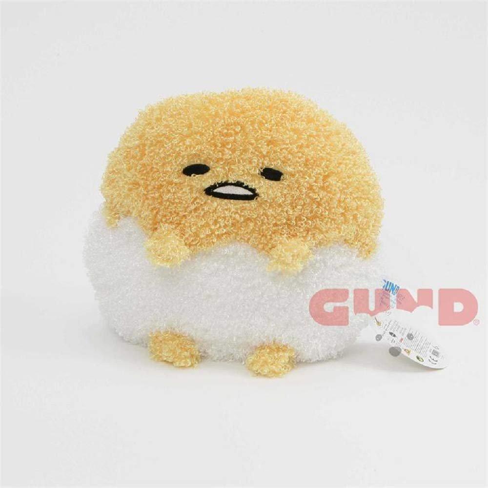 Gund Gudetama the Lazy Egg Fuzzy 9 Plush Toy