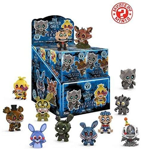 Funko Mystery Pack Five Nights of Freddie The Twisted Ones