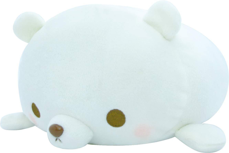 Mocchiizoo: Polarbear Large Plush Jumbo Marshamallow Plush Toy