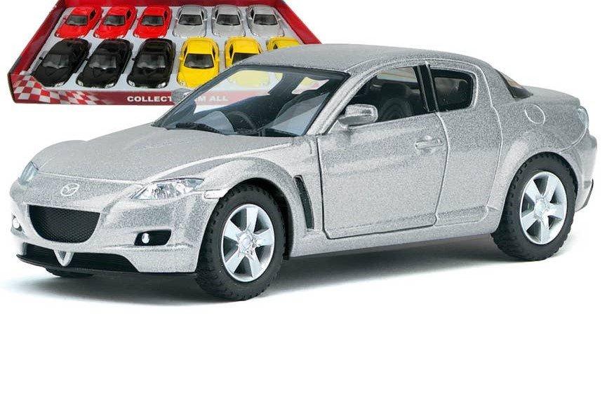 Kinsmart 5 Diecast Mazda RX-8