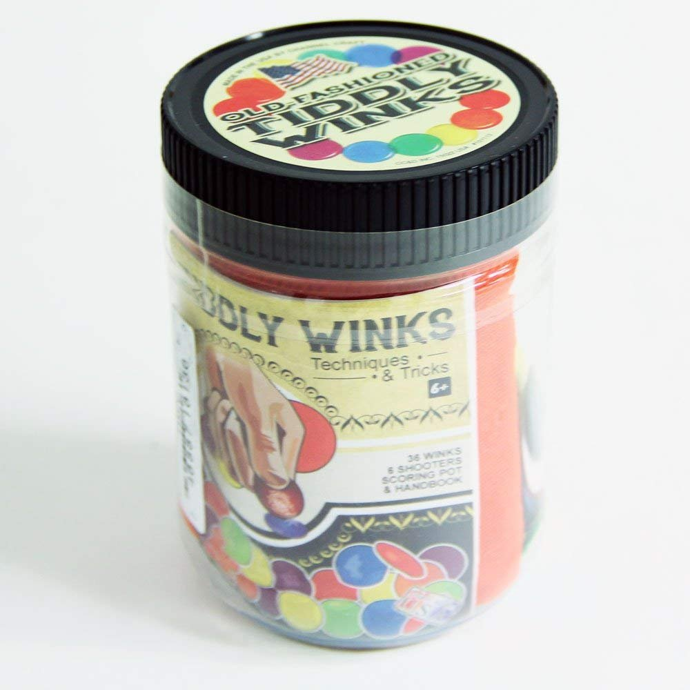 Channel Craft Old Fashioned Tiddly Winks Game