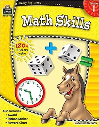 Teacher Created Resources Math Skills Grade 1