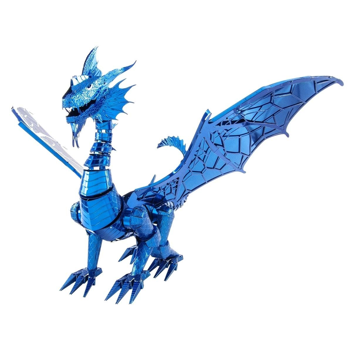 Metal Earth ICONX: Blue Dragon -