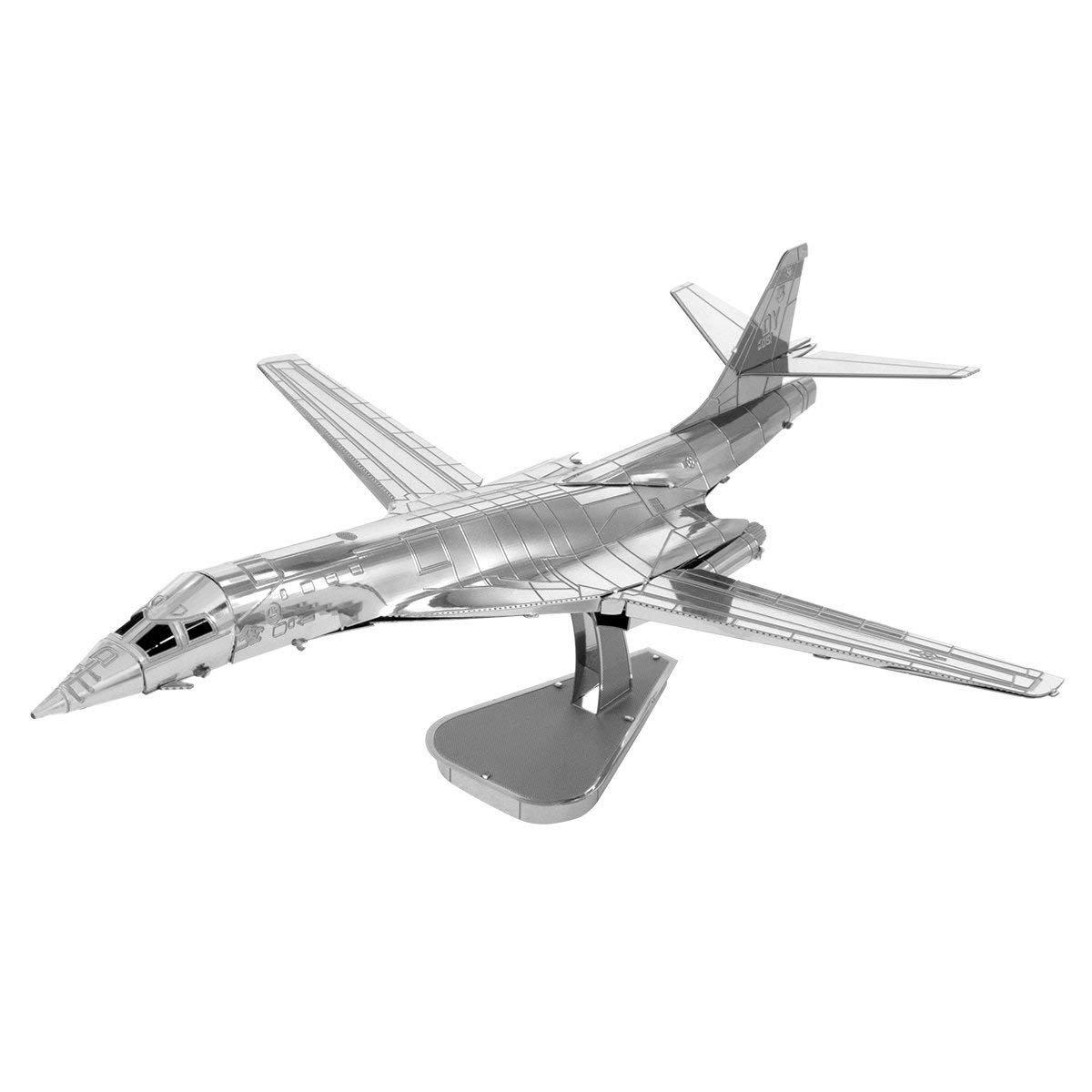 Metal Earth B-1B Lancer Steel 3D MOdel Kit