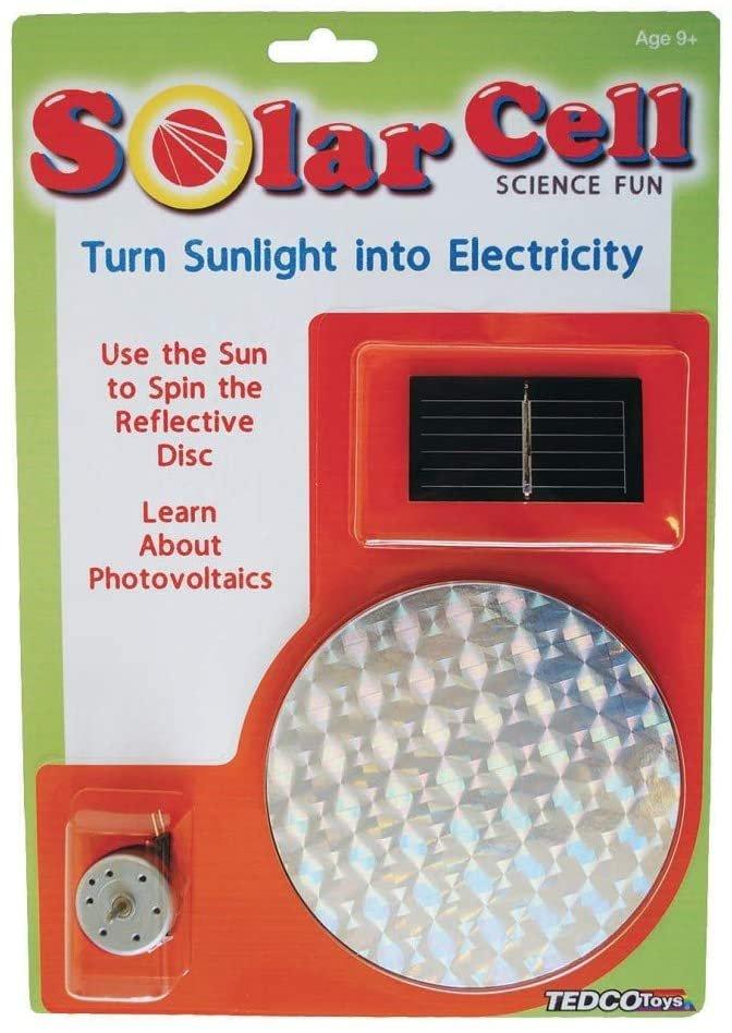Tedco Solar Cell