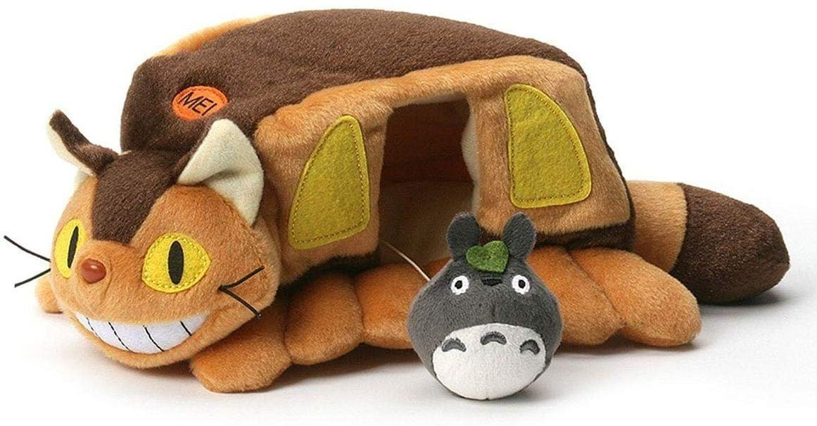 Gund Cat Bus House