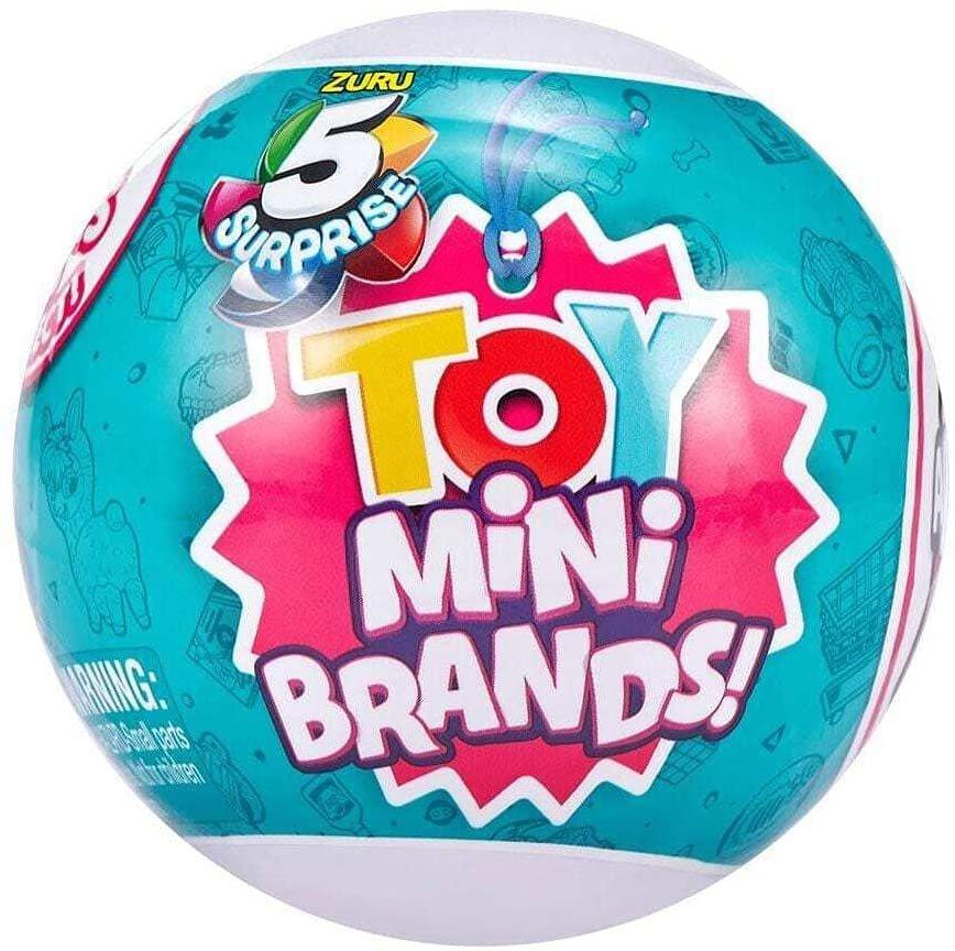 Zuru 5 Surprise Mini Brands - Toys