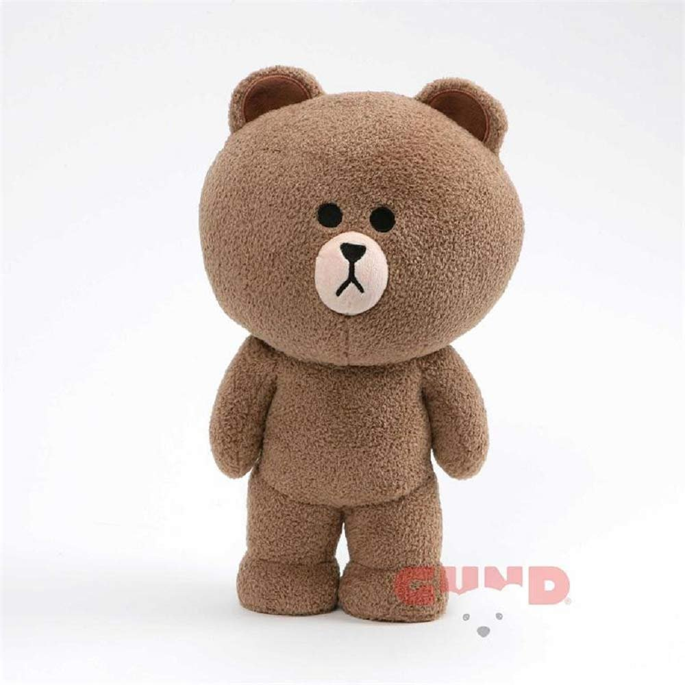 Gund Line Friends Brown Bear 14