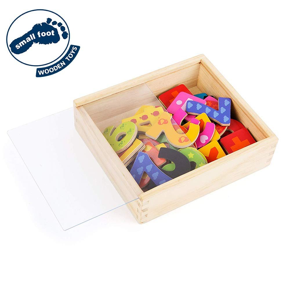 Small Foot Wooden Toys Magnetic Numbers