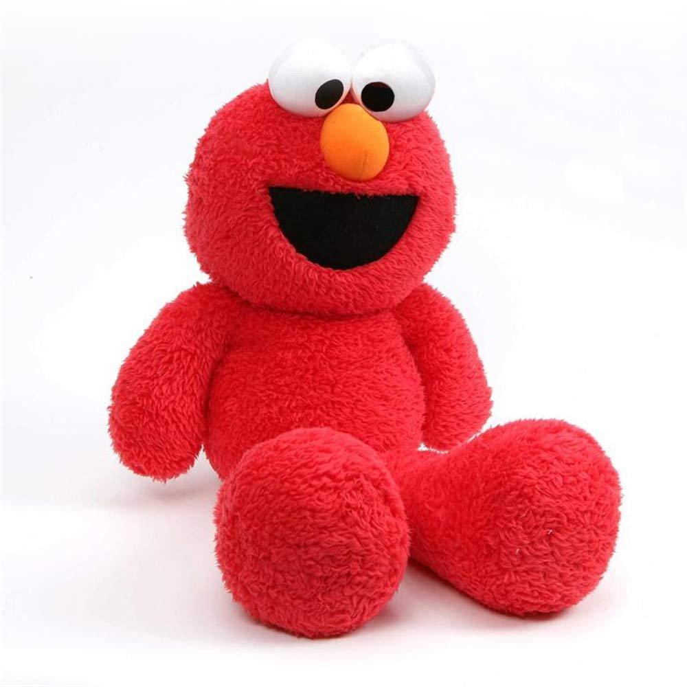 GUND Fuzzy Buddy Elmo Plush, 27