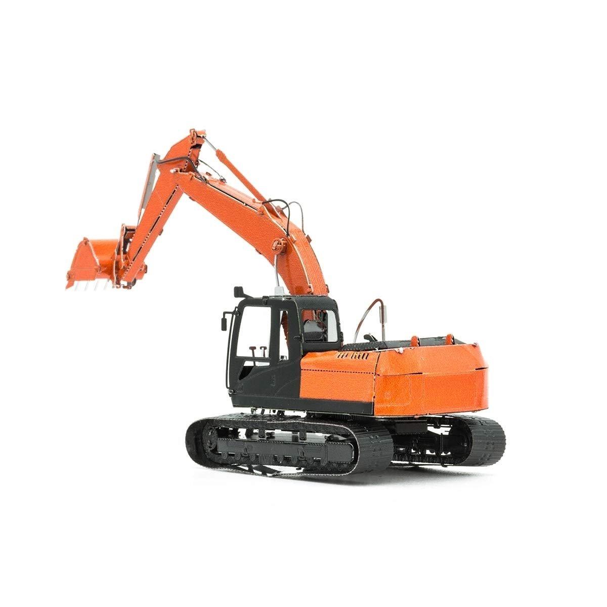 Metal Earth Construction: Excavator