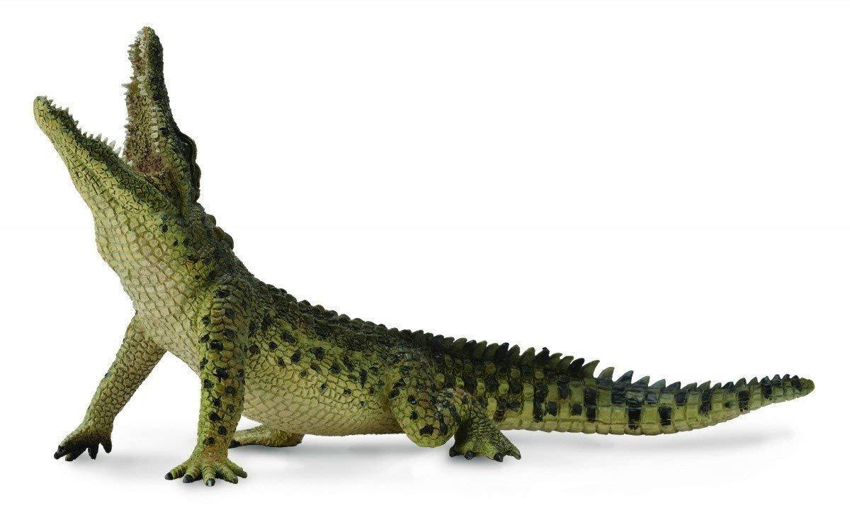 Collecta Nile Crocodile Toy Figurine