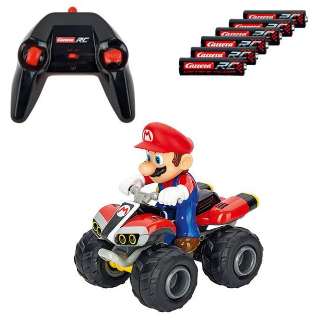 Carrera RC Mario Quad