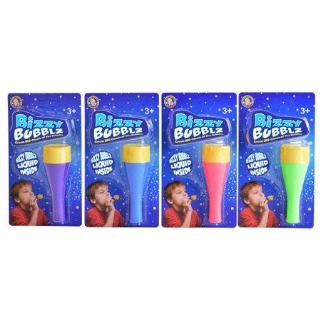 Uncle Bubbles Bizzy Bubblz Bubbles Color Pulled at random