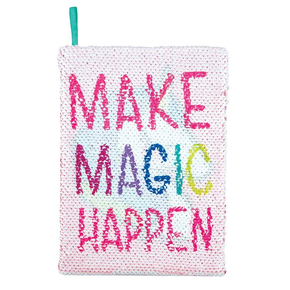 Style Lab Magic Sequins Unicorn Journal
