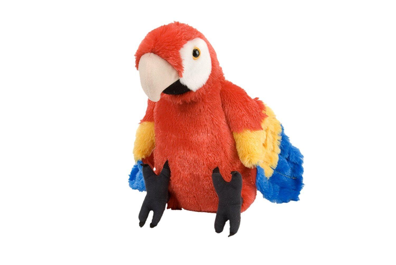 Cuddlekins Scarlett Macaw Plush Toy 12