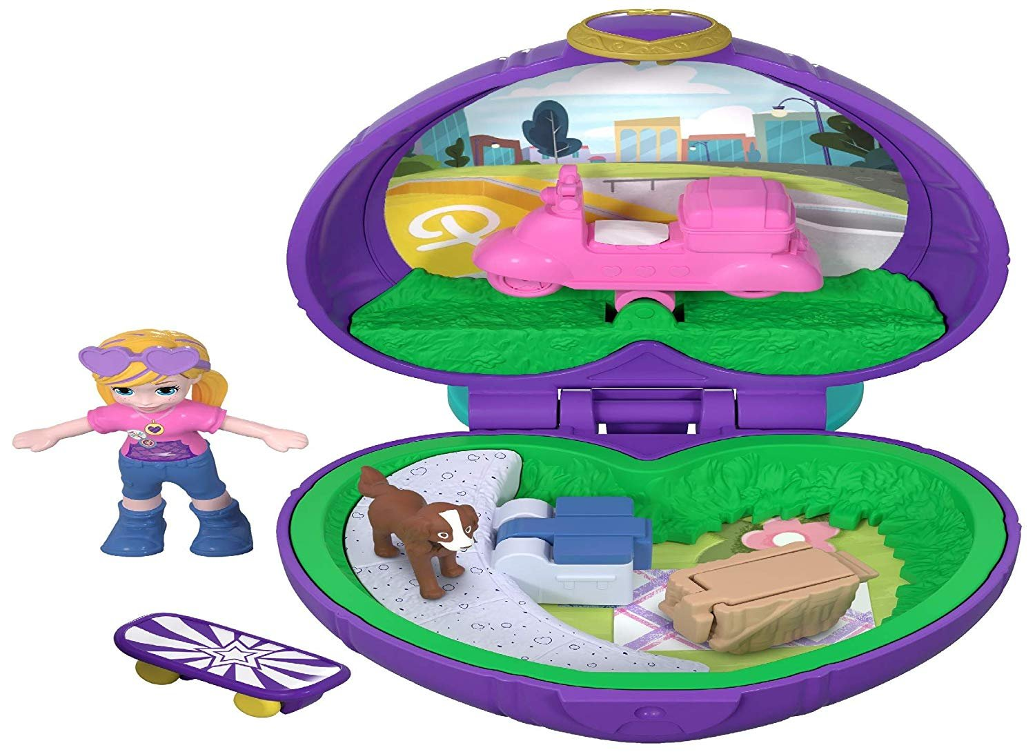 Polly Pocket World Tiny Mighty Compact