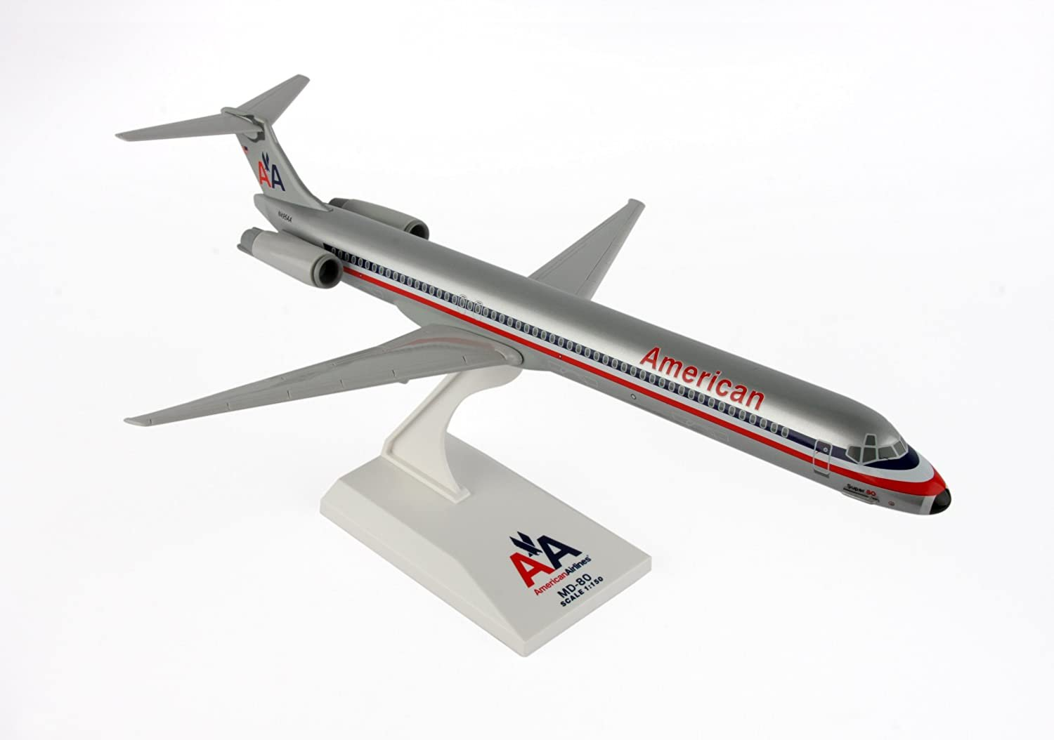 Daron SkyMarks American Old MD-80 1/150 Scale