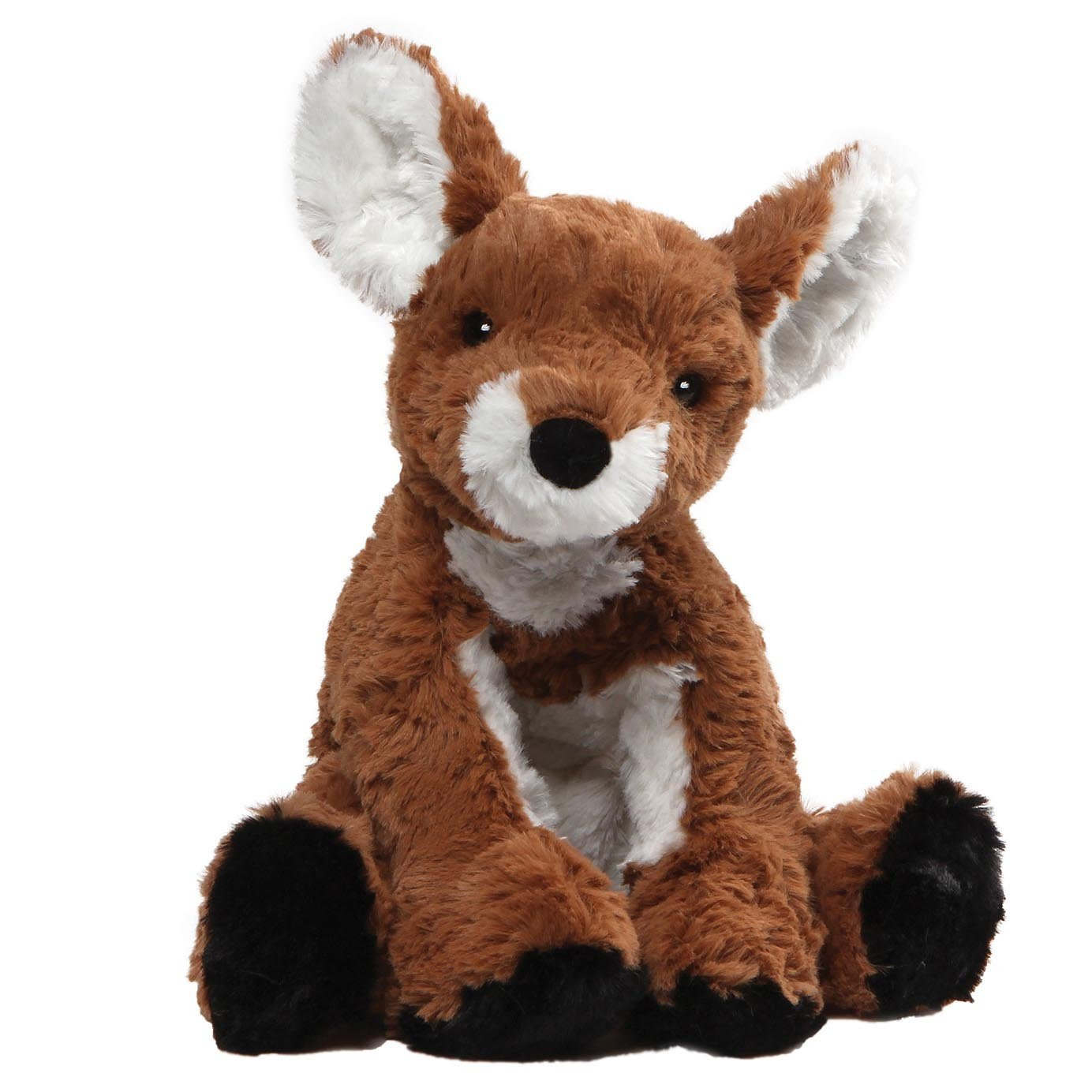 GUND Cozy Collection Doe Holiday Plush 8 Brown