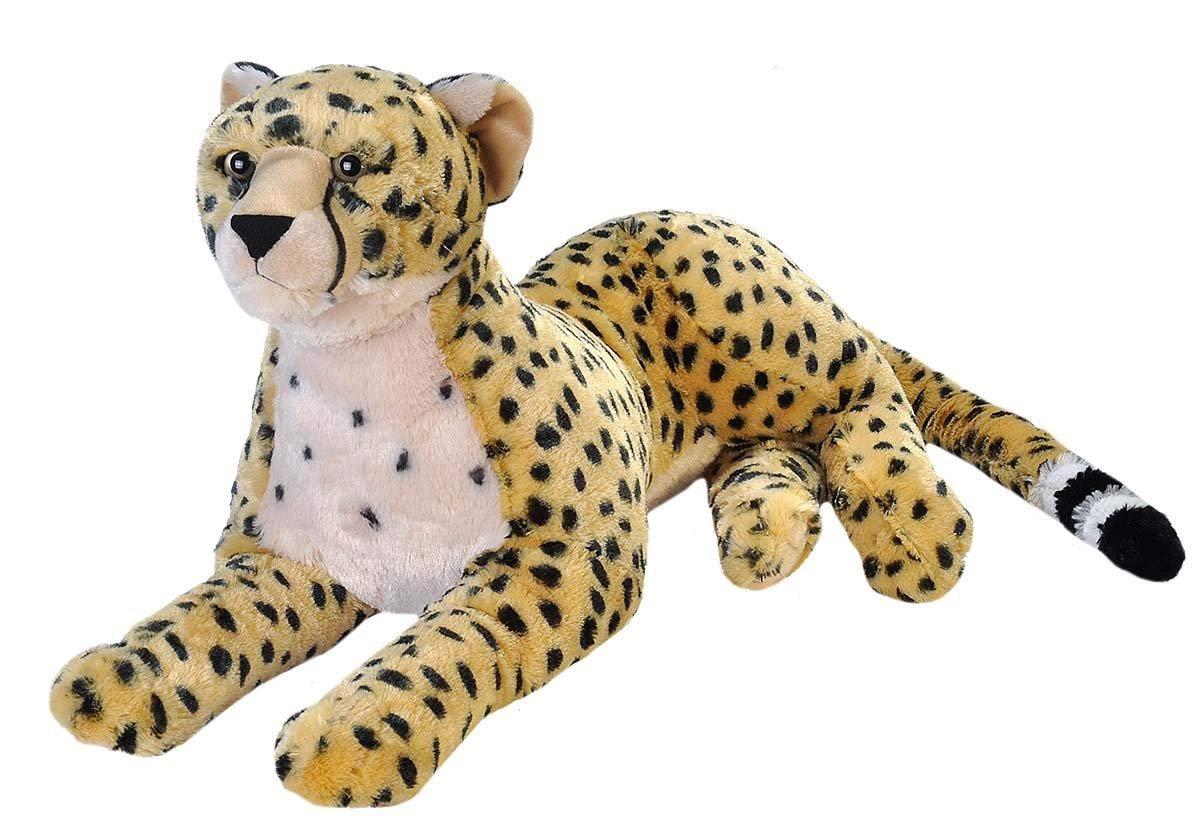 Cuddlekins Jumbo Cheetah Plush Toy 30
