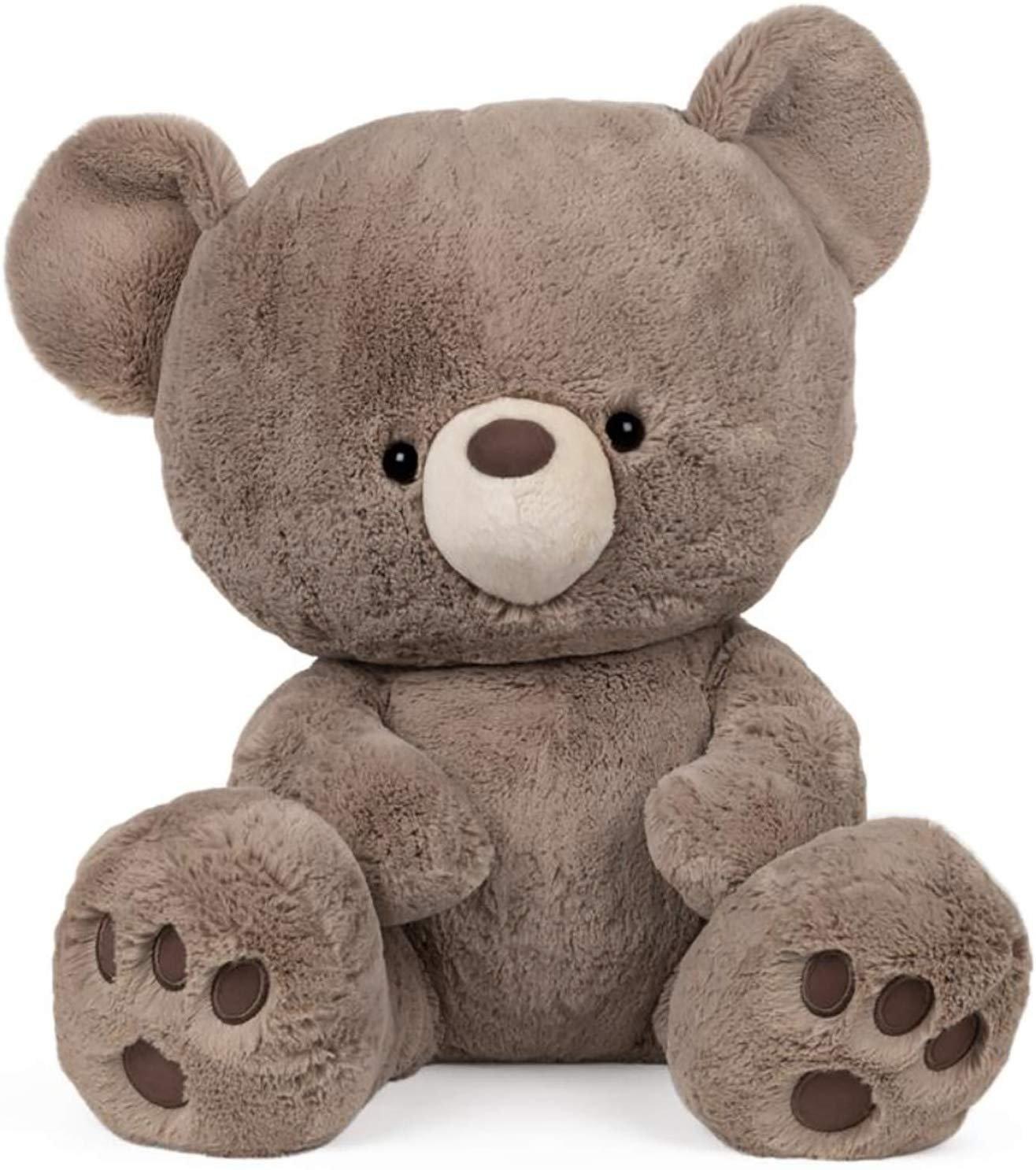 Gund Kai Taupe Teddy Bear 23 in