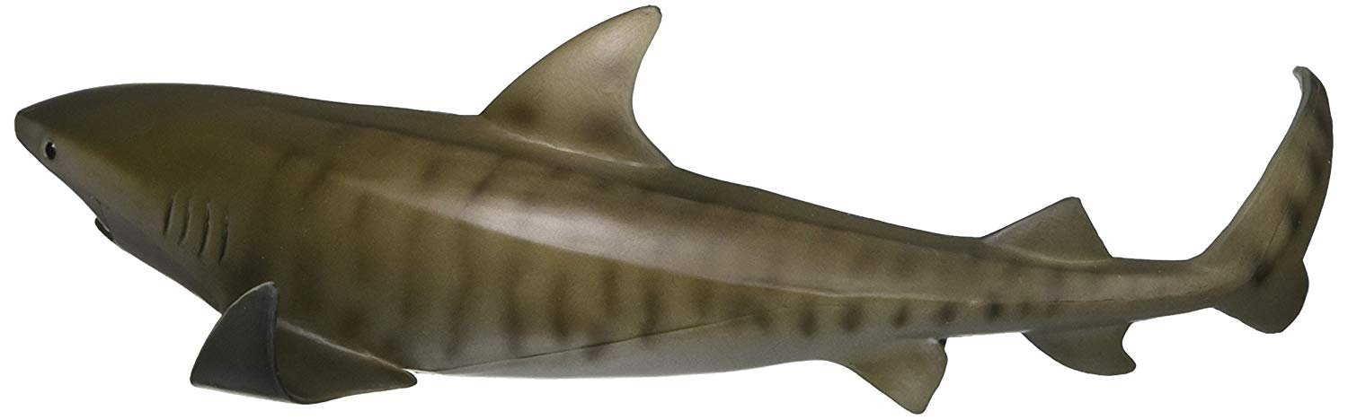 Collecta Tiger Shark Toy Figurine