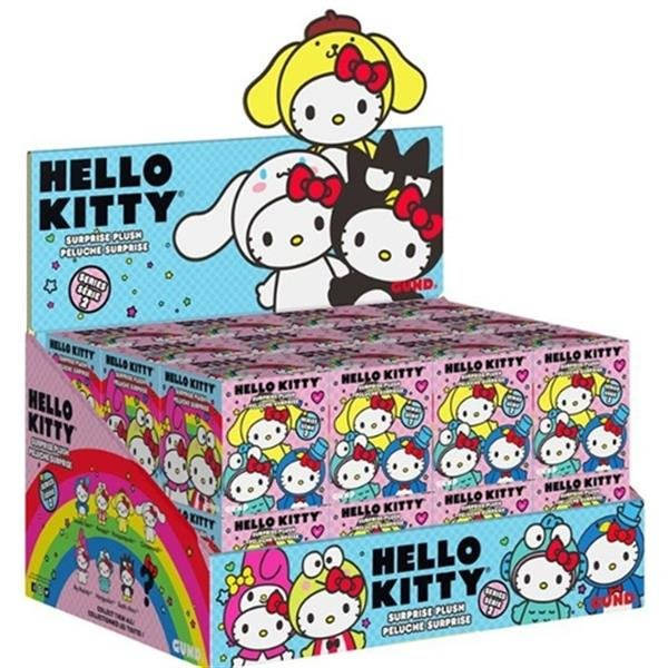 Gund Hello Kitty Blind Box