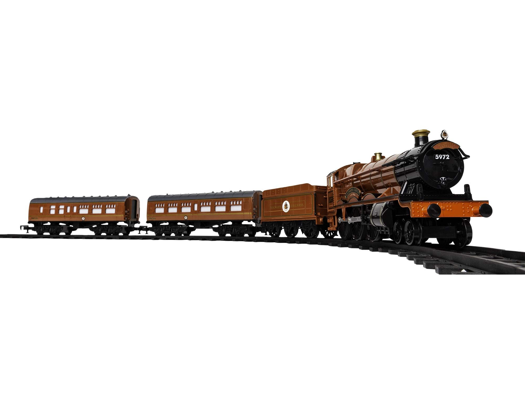 Lionel Ready to Run Hogwarts Express Electric Train Set