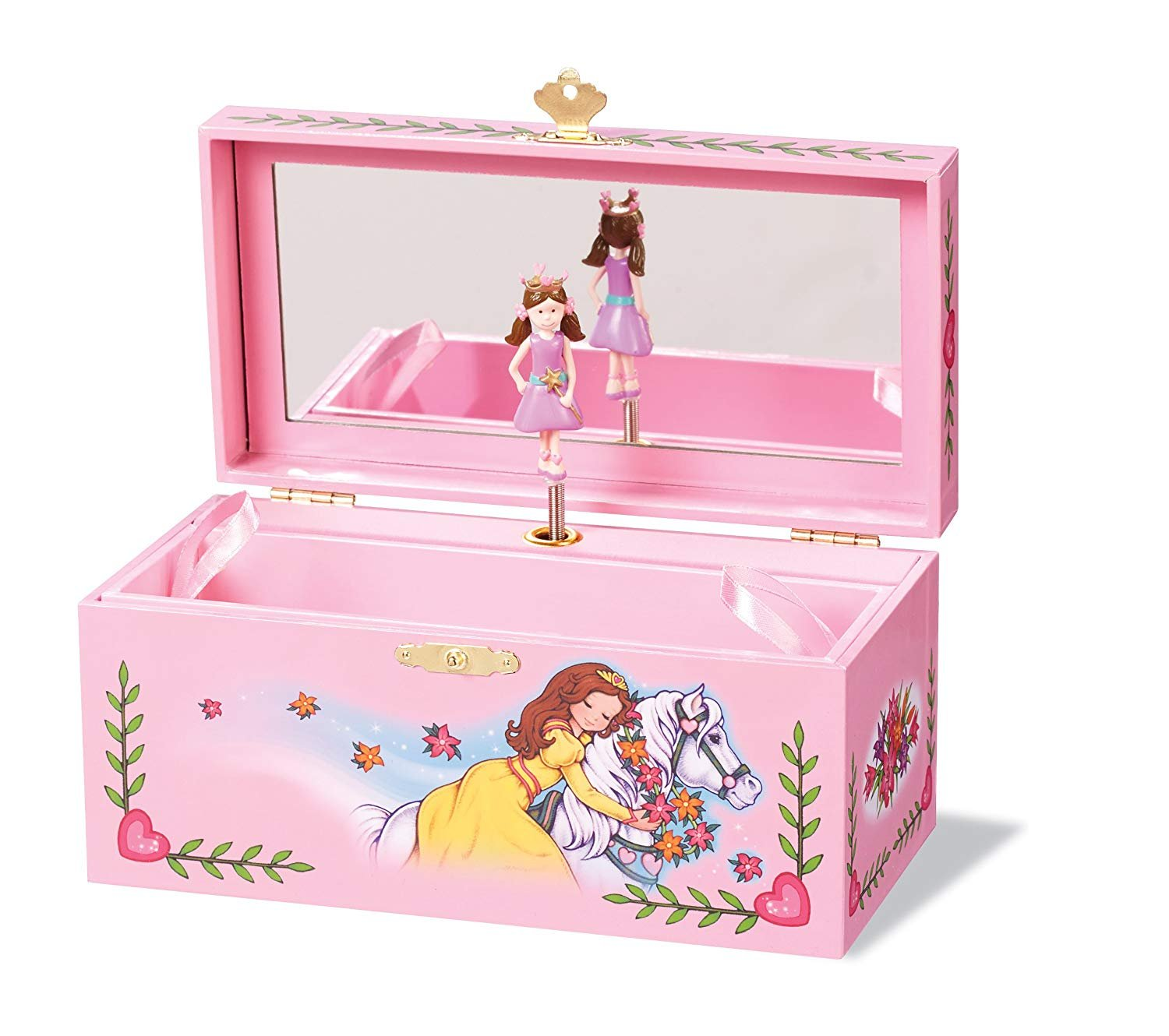 Breyer Royal Garden Princess Jewelry Box