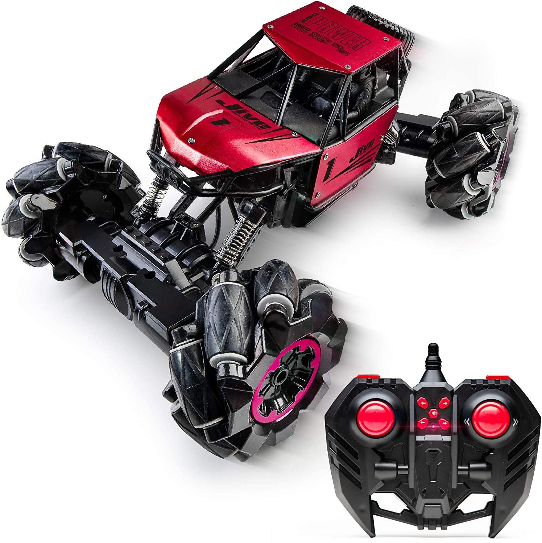 USA Toyz Jive Dancing RC Car - Red