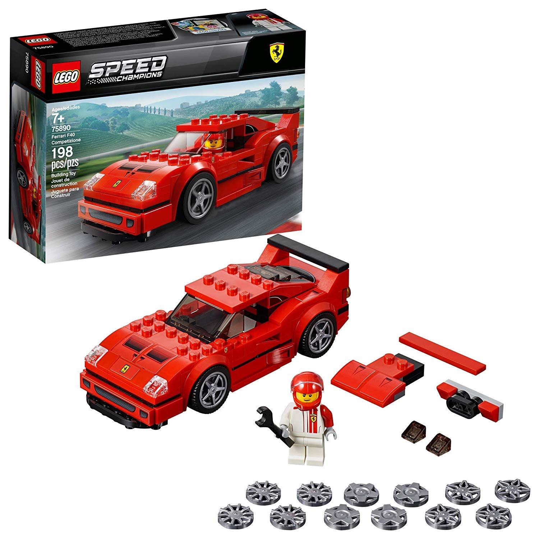 Lego (75890) Ferrari F40 Competizone