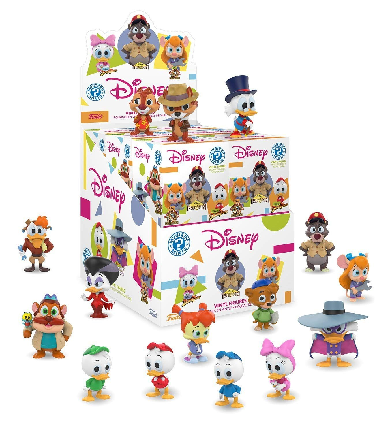 Funko Mystery Packs Disney Afternoon