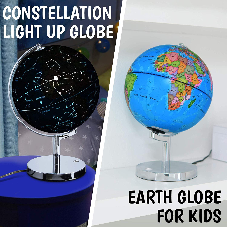 USA Toyz 3 in 1 Constellation Globe