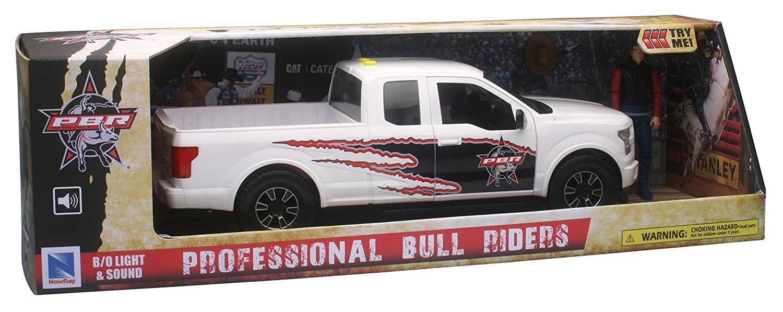 Newray PBR Bull RidersTruck