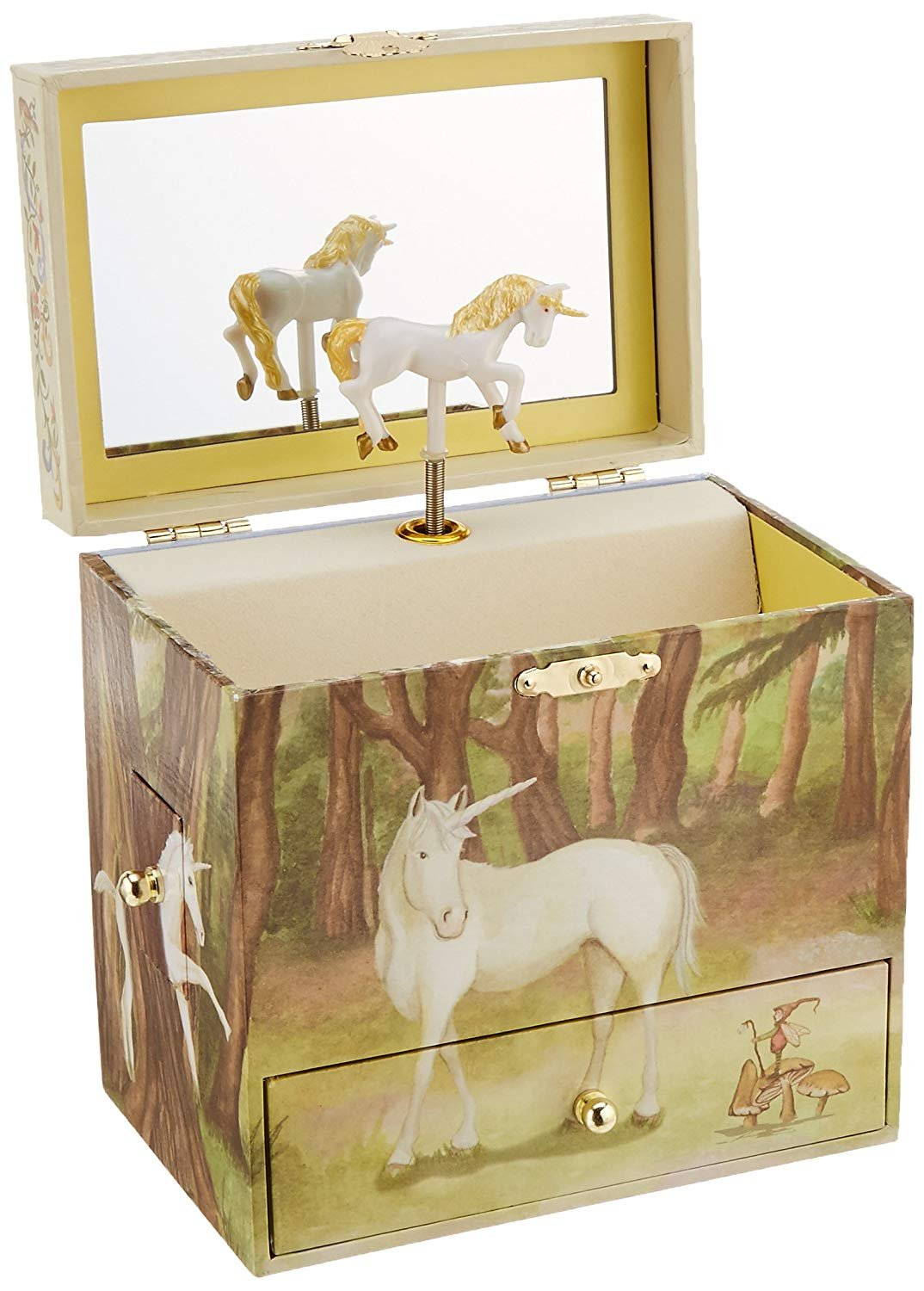 Enchanmints Unicorn Jewelry Box