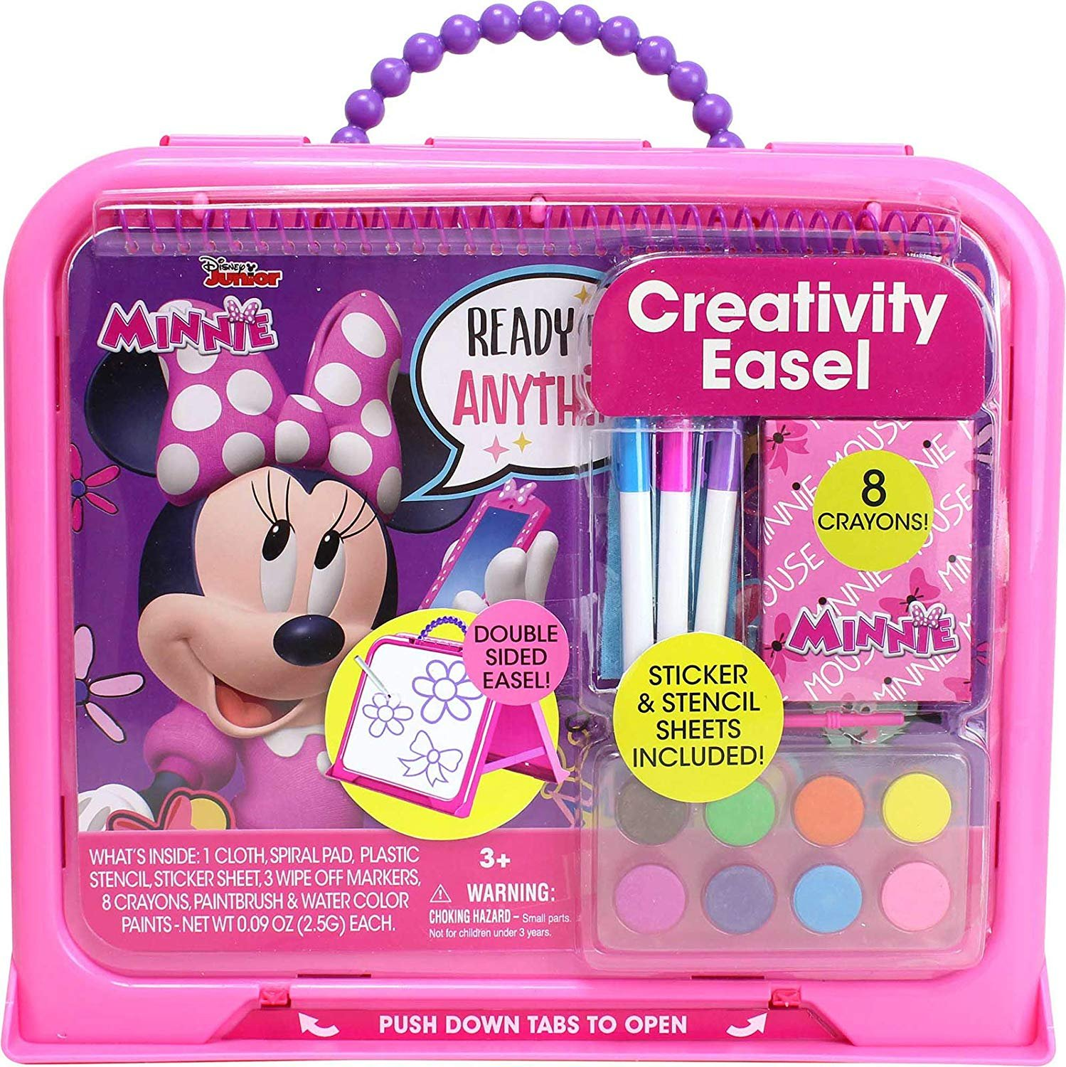 Disney Junior Minnie Mouse Creativity Easel