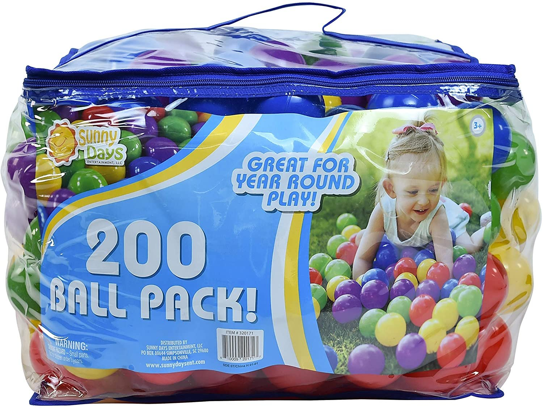 200 Ball Pack