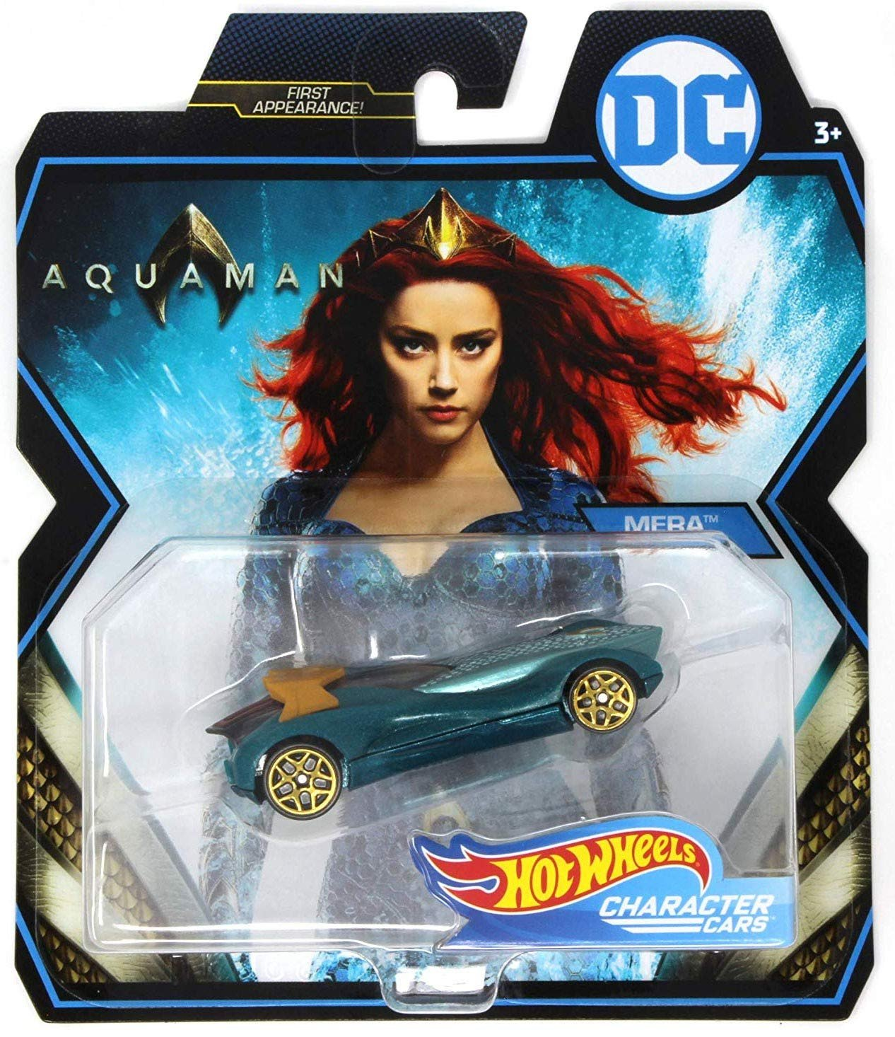 Hot Wheels DC Series